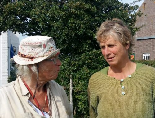 Ontmoeting met Hennie in de Biesbosch